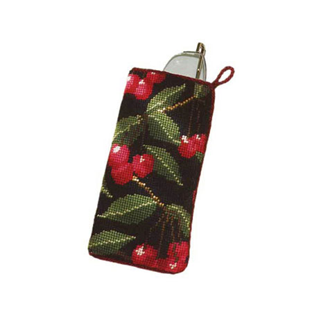 Spectacle Case - Black Cherry