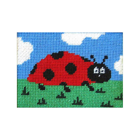 Tapestry Kits for Beginners - Lara Ladybird