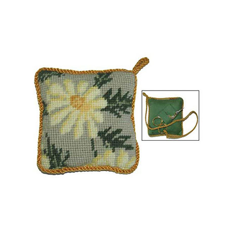 Pin Cushion Tapestry Kits - Marguerite