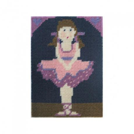 Childrens Tapestry Kits - Daisy Does Ballet