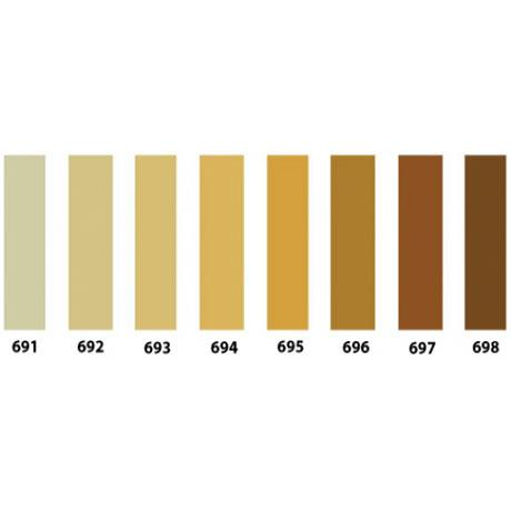 Swatches 691 to 698