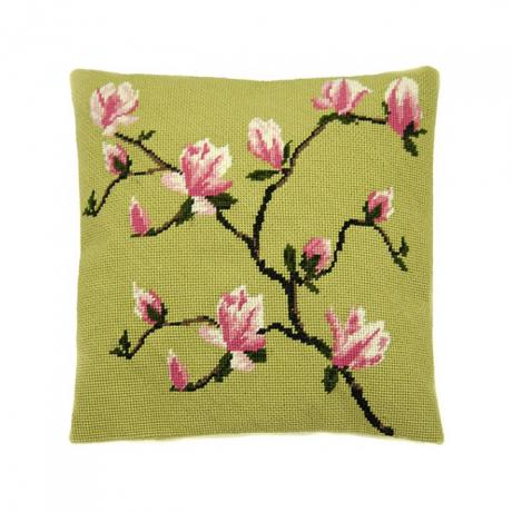 Large Cushion - Spring Blossom 12