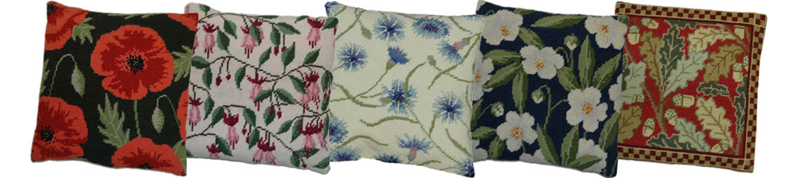 Herb Pillow Tapestry Kits