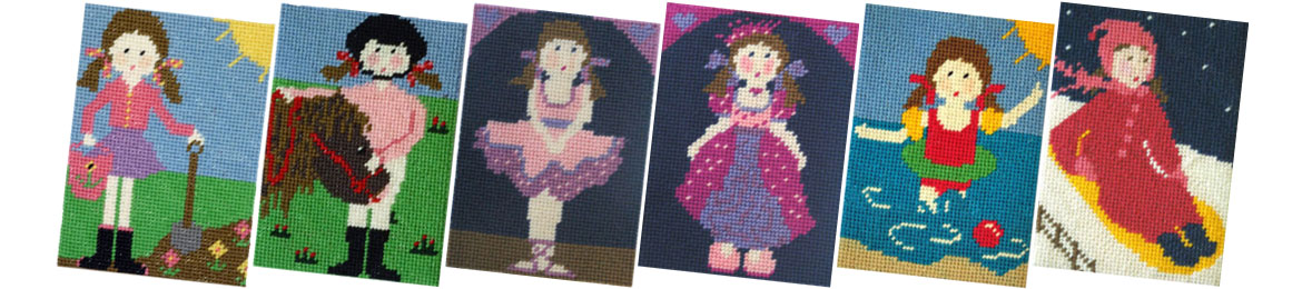 Childrens Tapestry Kits