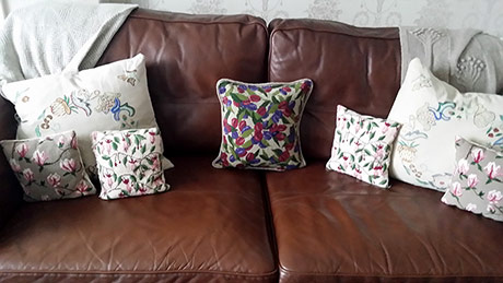Jennifer Barnard - Cushion Selection#2