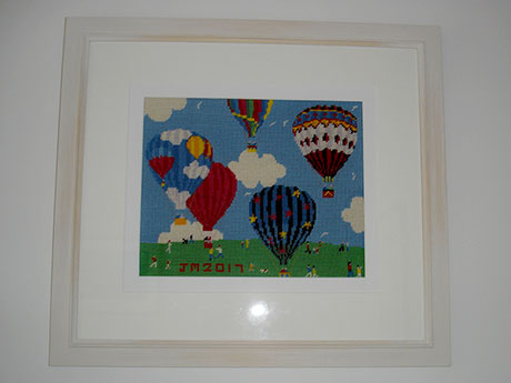 June - Hot Air Balloons