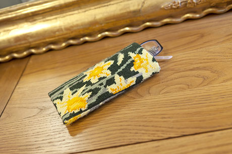Dark Daffodils Spectacle Case