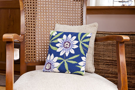 Passion Flower Herb Pillow