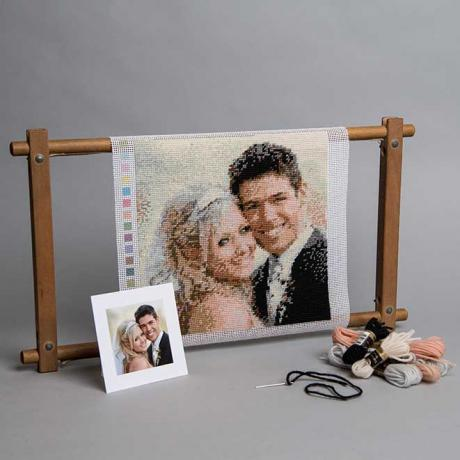 Personalised Tapestry Kit 10 x 10 inches